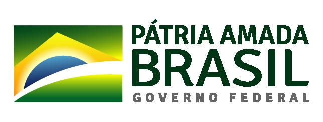 Governo Federal - Pátria Amada Brasil